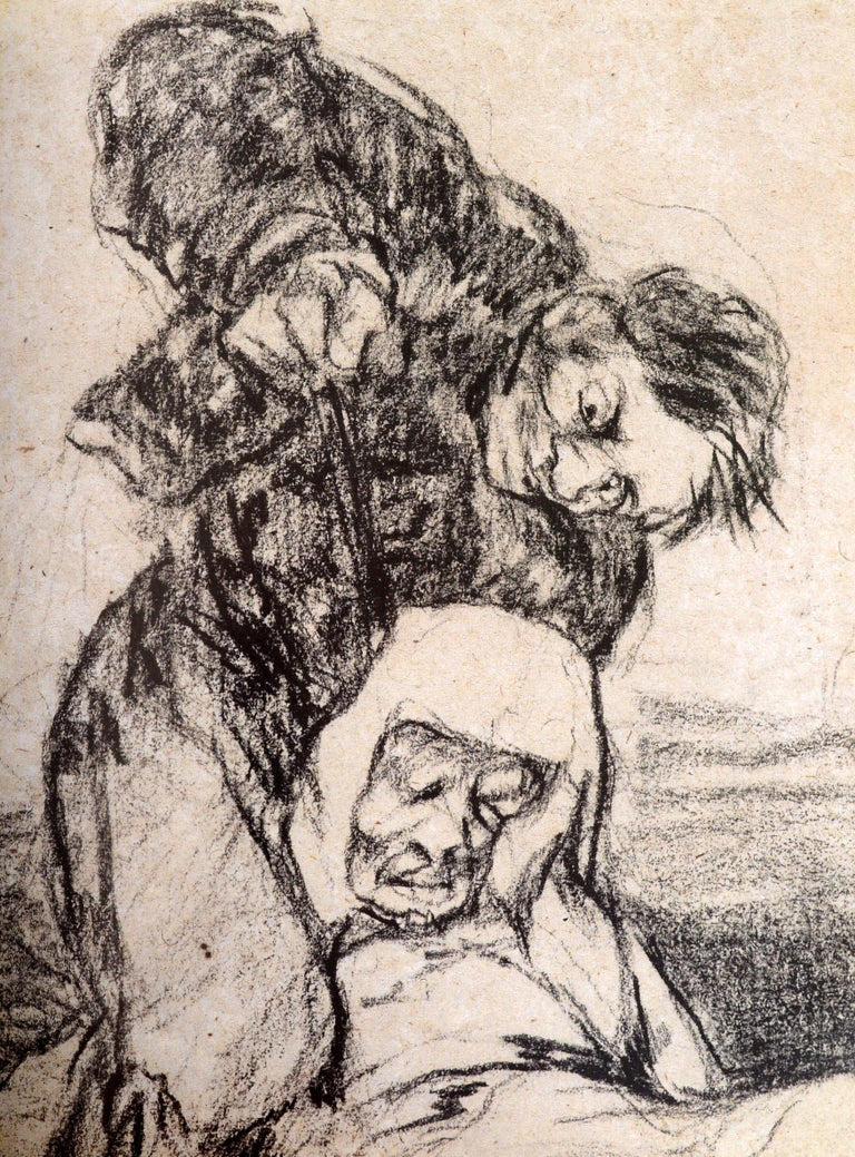 Goya's Last Works by Jonathan and Susan Grace Galass. The Frick Collection / Yale University, 2006. 1st Ed softcover exhibition catalog. Goya's understated portrait of the woman known as María Martínez de Puga (cover illustration), acquired by Henry