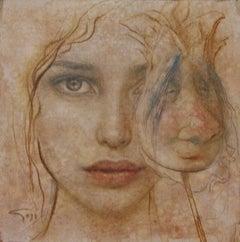 HECHIZO..GOYO DOMINQUEZ contemporary Spanish Artist