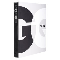 """GQ Men"" Book"
