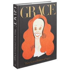 """Grace Thirty Years of Fashion at Vogue"" Book"