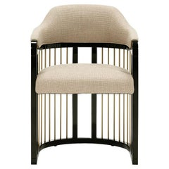 Grace Urban Dining Chair in Textured Beige
