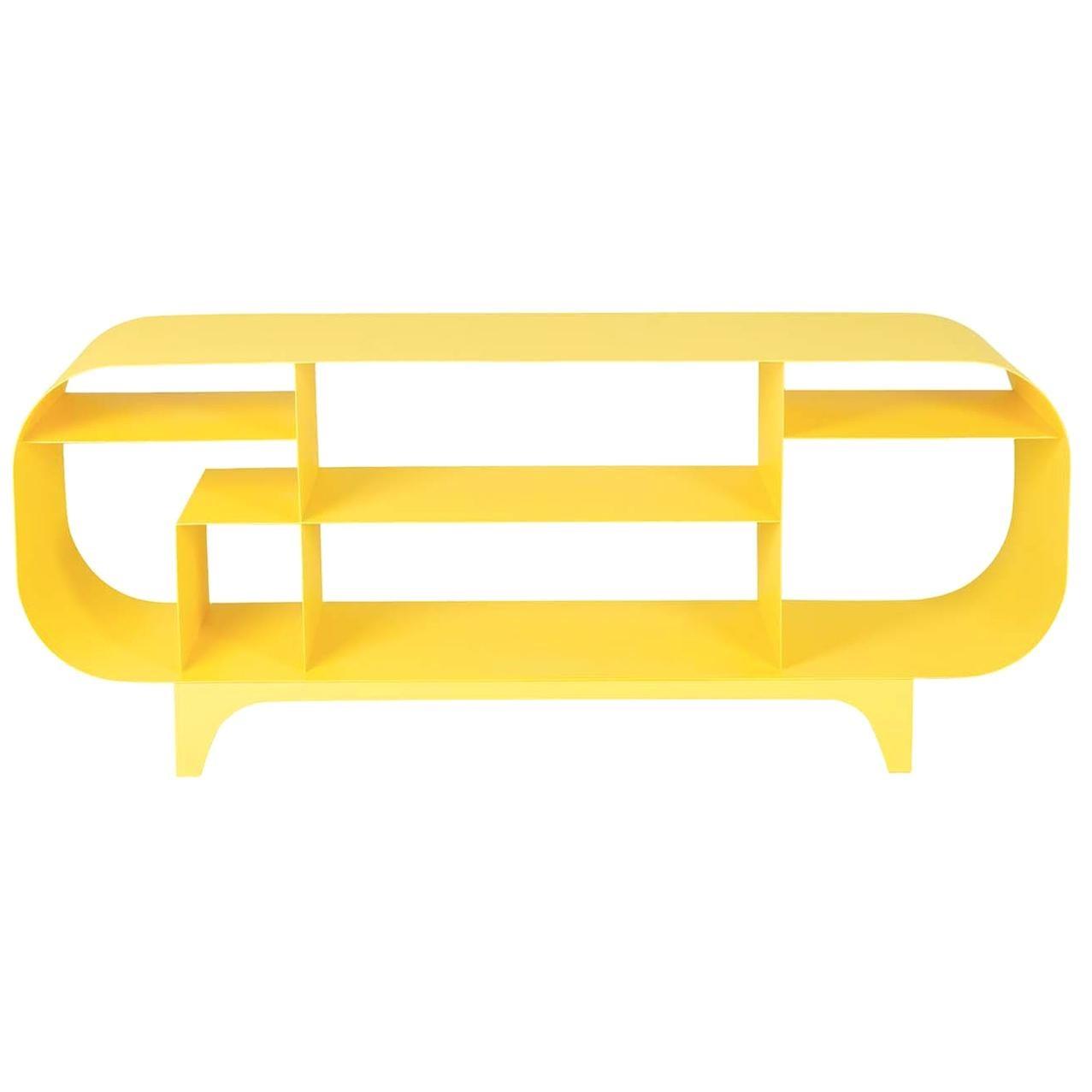 Grace Yellow Console