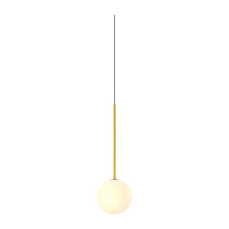 Grace Yellow Pendant Lamp For Sale