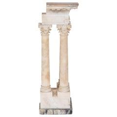 Graceful, Alabaster, Architecture Model