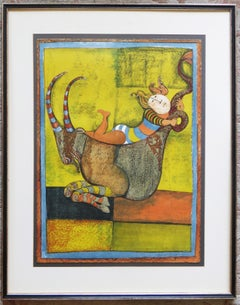Capricorn - from the Zodaic Series