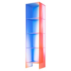 Gradient Bookcase / Shelves 'HALO' by Buzao
