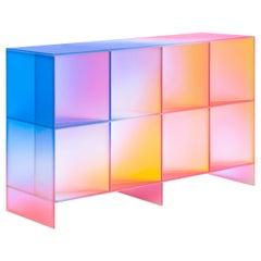 Gradient Cabinet 'HALO' by Buzao