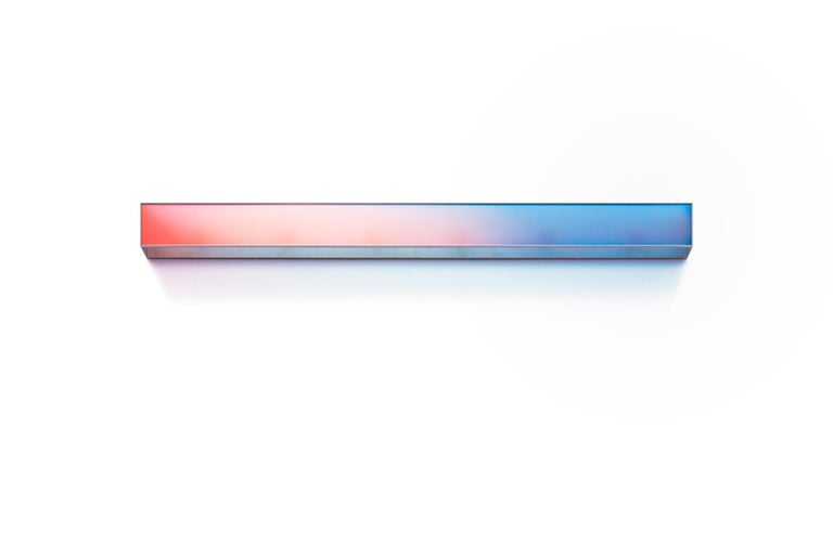 Chinese Gradient Color Wall Hanger by Studio Buzao For Sale