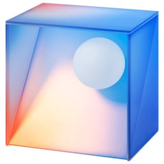 Gradient Table Lamp 'HALO' by Buzao 'High'