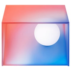 Gradient Table Lamp 'HALO' by Buzao 'Low'