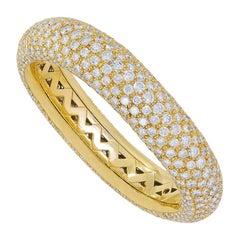 Graff Diamond Gold Bracelet