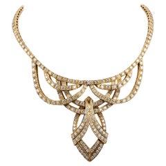 Graff Diamond Gold Necklace