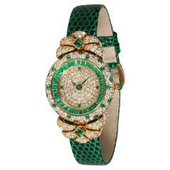 Graff High Haute Joaillerie CR4288/800 Women's Watch in 18kt Yellow Gold