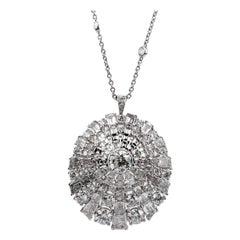 Graff Magnificent Diamond White Gold Necklace