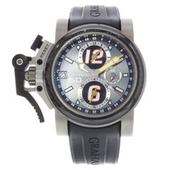 Graham Chronofighter Oversize Limited Edition 2OVKI.B30A.K10T Automatic Watch