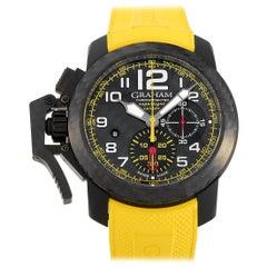 Graham Chronofighter Oversize Superlight Carbon Yellow Watch 2CCBK.B15A.K103K