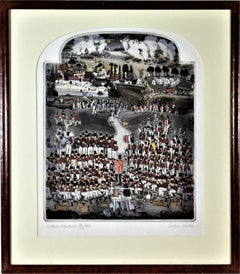 """Waterloo Volunteers"" From the suite ""History of England"""