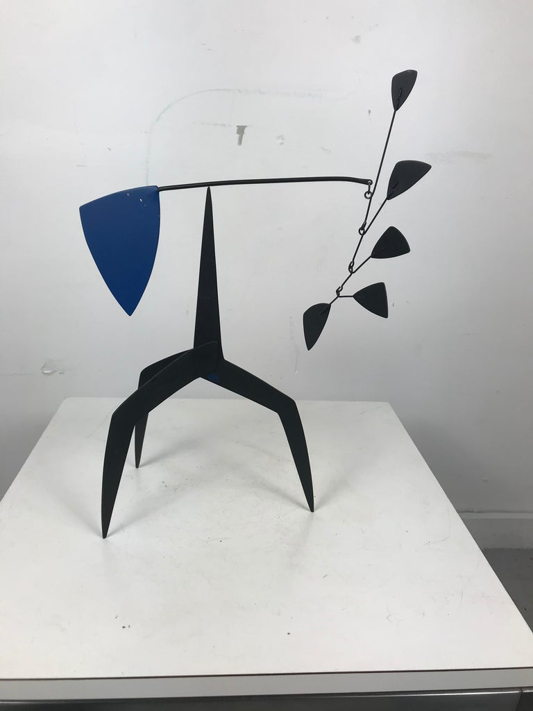 American Graham Mitchell Sears Geometric Kinetic Sculpture/ Stabiles, 20th Century