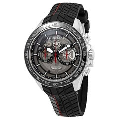 Graham Silverstone 2STAC1.B01A, Grey Dial, Certified and Warranty