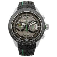 Graham Silverstone RS Skeleton Steel Grey Dial Men's Watch 2STAC2.B01A.K90F