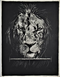 """""""Lion"""" from the suite """"Bestiary and some Correspondences"""""""