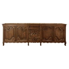 Grand 19th Century Country French Buffet