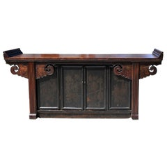 Grand Antique Chinese Altar