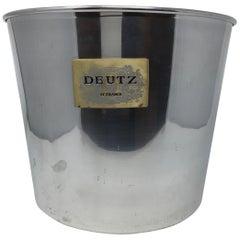 Grand Deutz Three Bottle Champagne Bucket