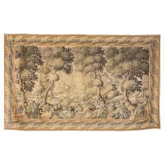 Grand Flemish Wall Tapestry