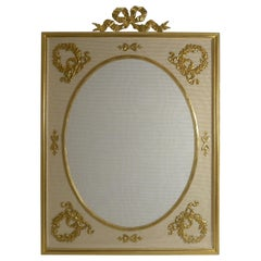 Grand French Gilded Bronze Photograph / Picture Frame, circa 1900