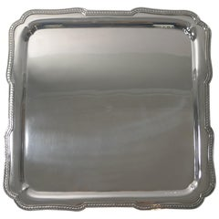 Grand Large Elkington Cocktail Tray / Salver, Reg., 1914