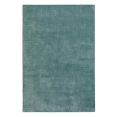 Grand Pale Green, Wool Cut Pile Rug