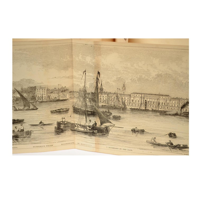 Grand Panorama of London, 1849 For Sale 5