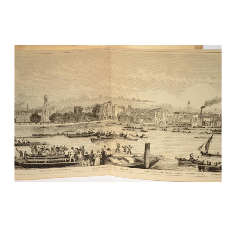 Grand Panorama of London, 1849 For Sale 9