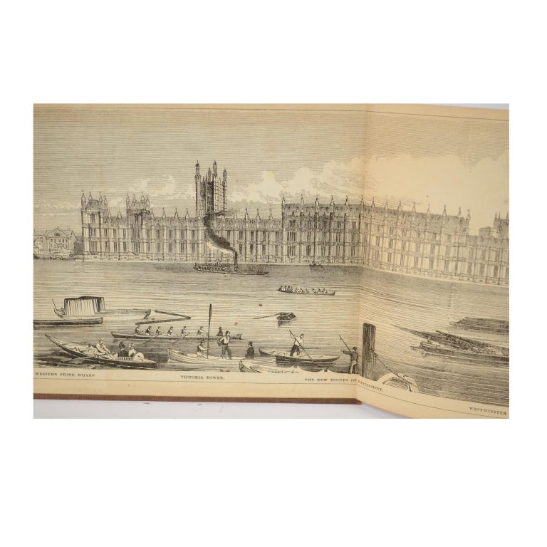 Grand Panorama of London, 1849 For Sale 10
