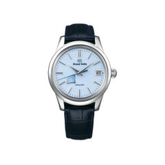 Grand Seiko Elegance Collection Blue Snowflake, SBGA407