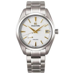 Grand Seiko Heritage Collection Golden Snowflake SBGA259