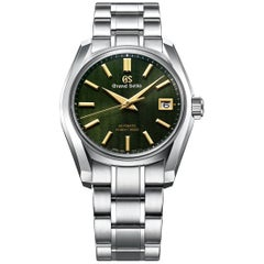 Grand Seiko Heritage Early Summer Watch SBGH271