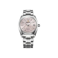 Grand Seiko Pink Four Seasons SBGA413