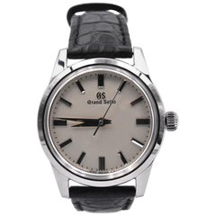 Grand Seiko Stainless Steel Elegance Collection Watch Ref. SBGW231