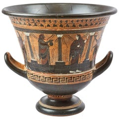 Grand Tour Krater Archaic Style Made Early in the 19th Century