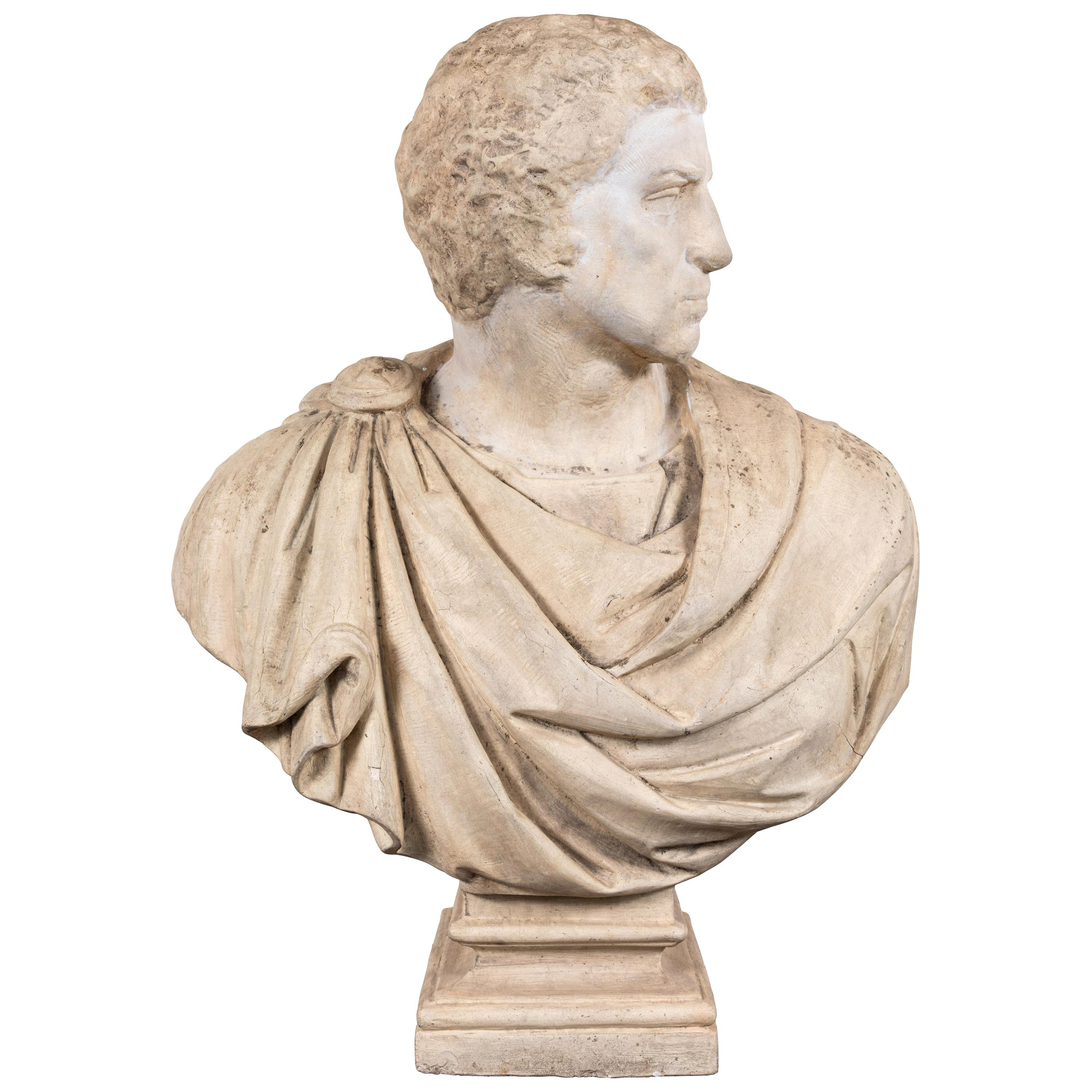 Grand Tour Period, Bust of Brutus