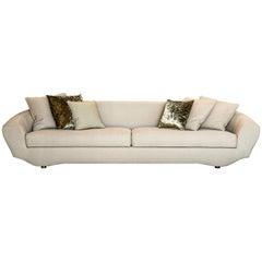 Grande Beige Sofa by Bosco Fair