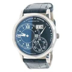 Grande Lange, Limited Edition, Ref 115.029, Certified and Warranty