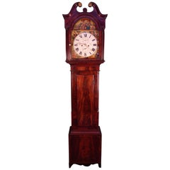 Grandfather Clock by William Paterson of Falkirk circa 1835