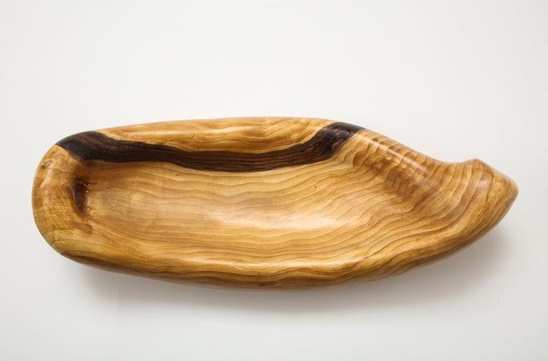 Grandjean Jourdan Faux Bois Ceramic Bowl For Sale 5