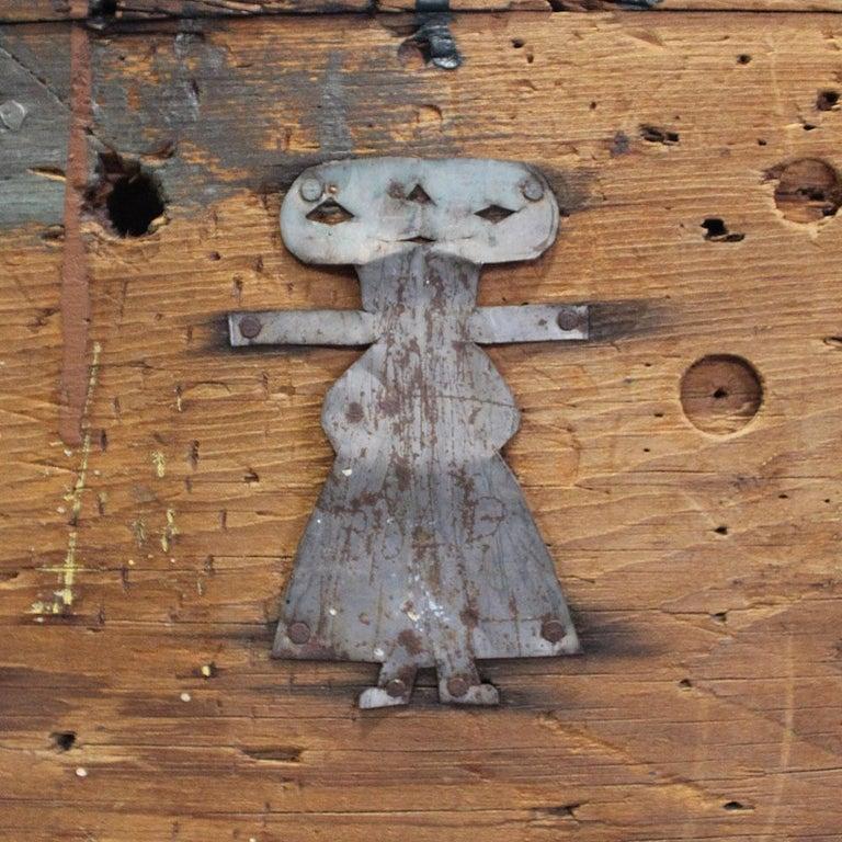 Industrial Grandpa Gene's Workbench For Sale