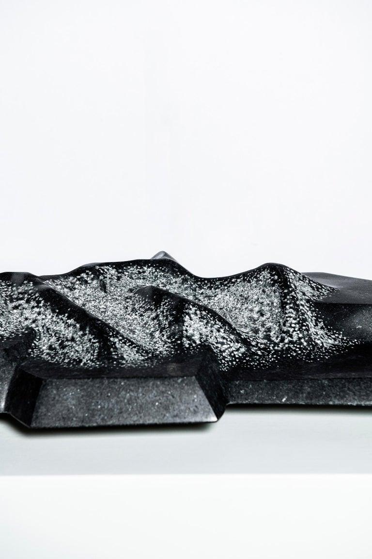 Modern Granite Sculpture by Juan Pablo Marturano, Argentina, 2019 For Sale