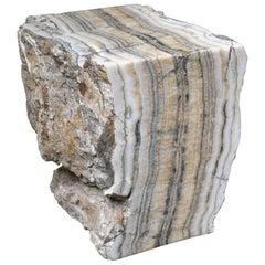 Granite Stone Occasional Table