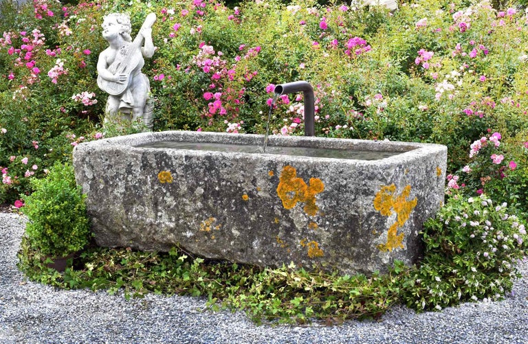 French Granite Well, 19th Century, France For Sale